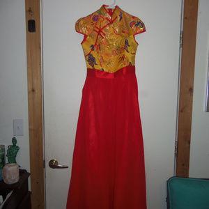 Dresses & Skirts - Asian Style Dress